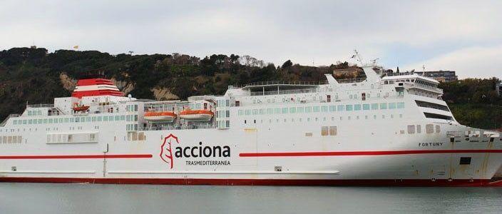 Ferry Barcelona