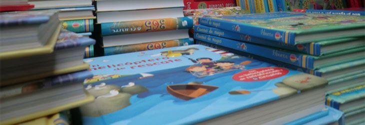 Libros Día Internacional del Libro Sant Jordi 2012