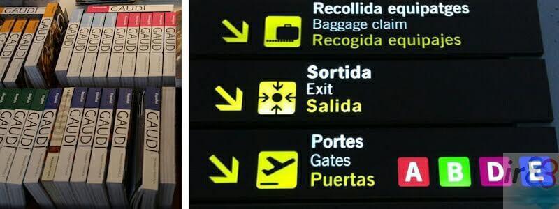 souvenirs aeropuerto