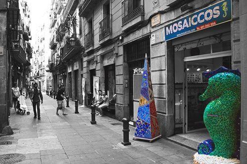 reservar taller Trencadís y Mosaico
