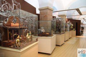 interior Museo del Chocolate
