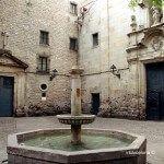 fuente Sant Felip Neri