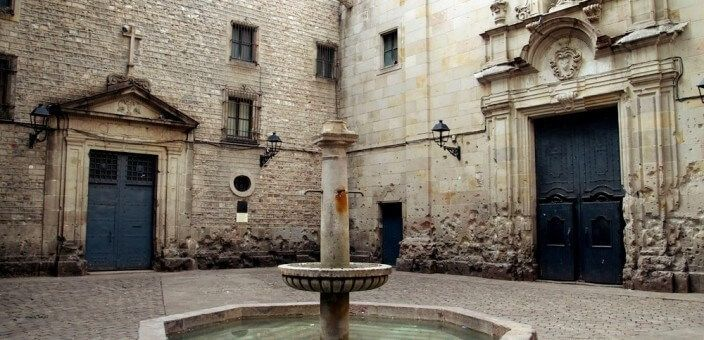 Plaza Sant Felip Neri