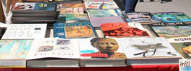 parada libros Sant Jordi