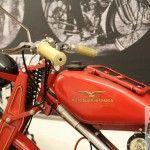moto Guzzi Hispania clásica