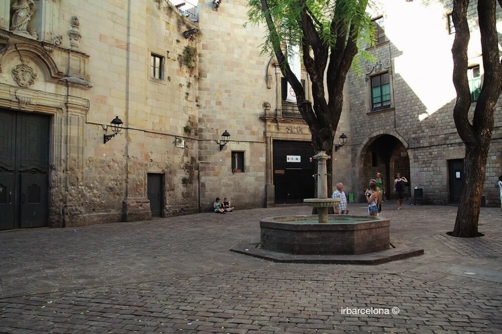 piazza Sant Felip Neri