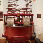 prensadora Museo del Chocolate