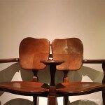 sillas diseñadas por Antoni Gaudí