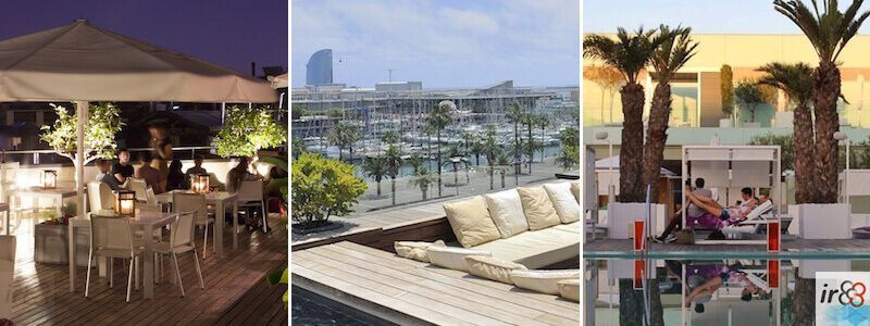 Terrazas Hoteles Barcelona 2020 Mejores Verano Ir