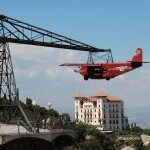 avión Tibidabo
