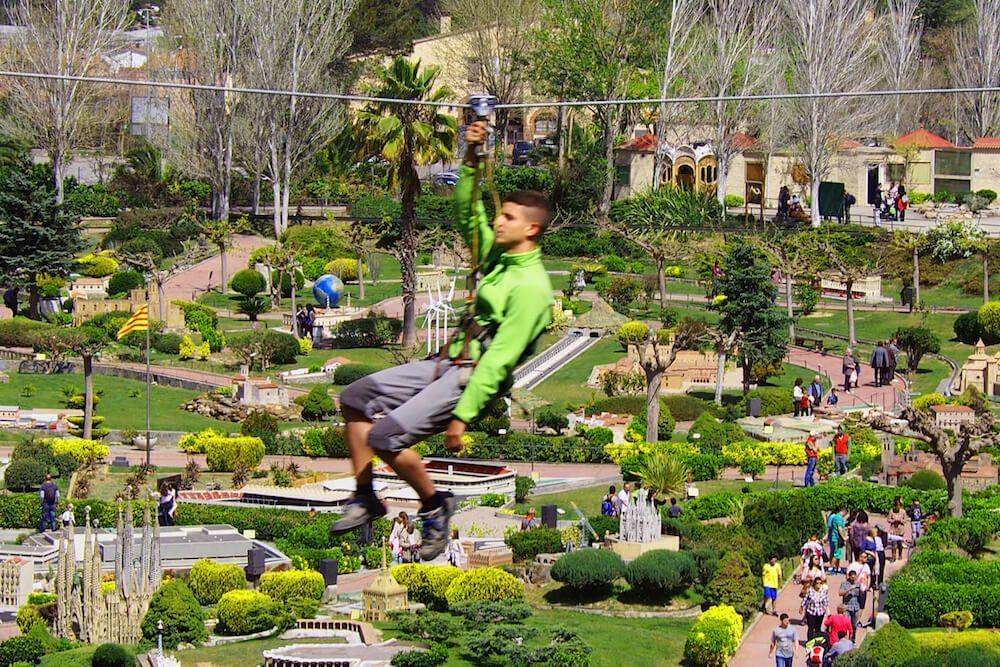 Catalunya en Miniatura y Bosque Animado