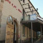 entrada Centre d'Art Santa Mònica