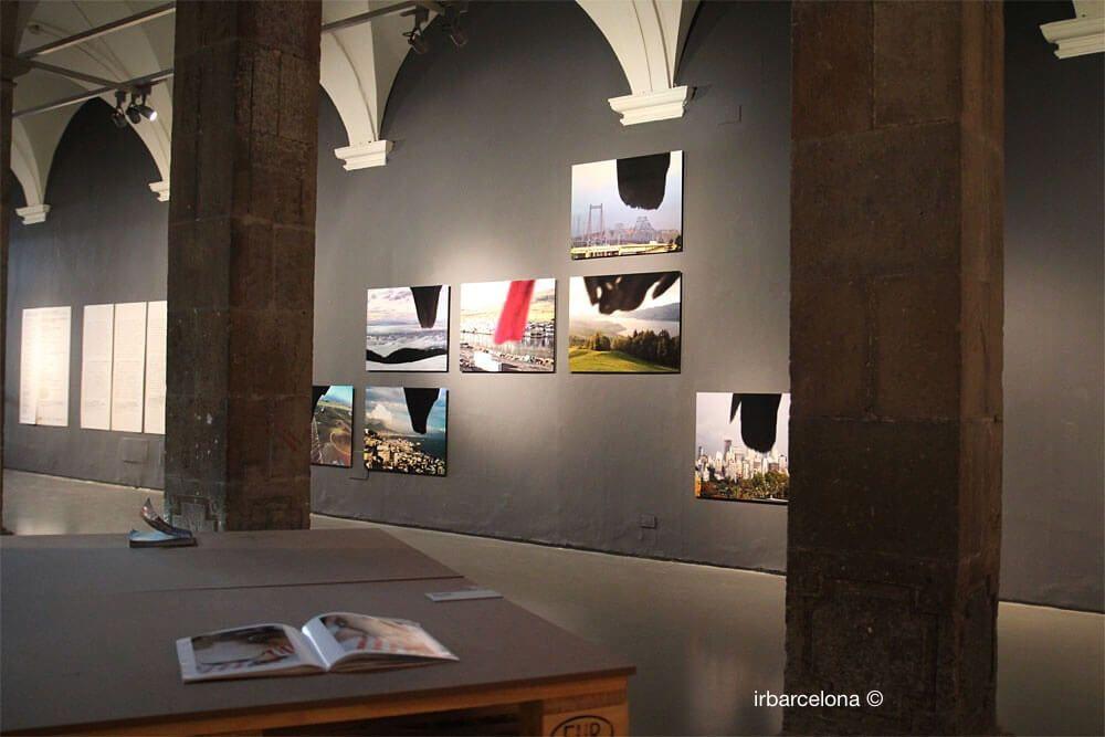 exposición Centre d'Arts Santa Mònica