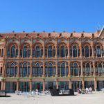 fachada interior Edificio Modernista CosmoCaixa