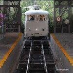llegada del Funicular del Tibidabo