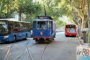 Tramvia Blau (Tram Blu)