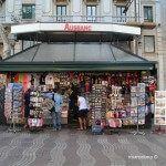 kiosko La Rambla