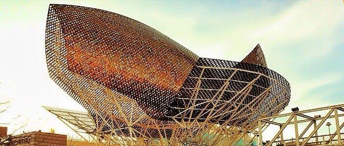 El Pez Dorado Frank Gehry