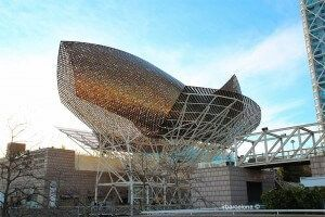 Pesce Oro di Frank Gehry