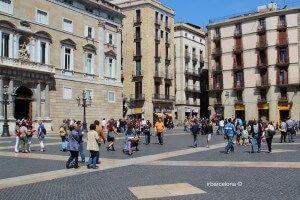 Plaça Sant Jaume (Platz)