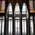 arcos interior Palau Güell