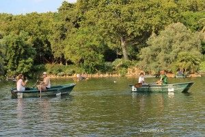 barcas Parque Ciudadela Barcelona