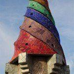 chimenea Palau Güell
