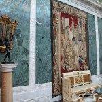 decoración Palacio Albéniz