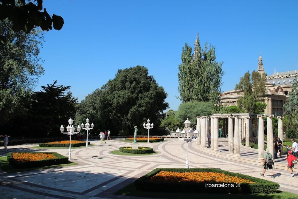 jardines Joan Maragall