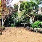 jardines del Palau Robert
