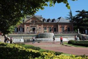 Gärten und Palauet Albéniz