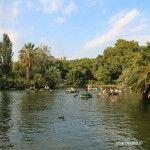 lago del Parc de la Ciutadella