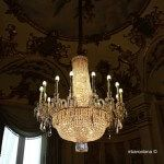 lámpara Palacio Albániz