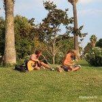 música en el Parc de la Ciutadella