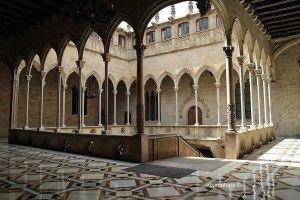 Palau de la Generalidad Catalunya