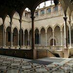 arquitectura gótica Palau Generalitat