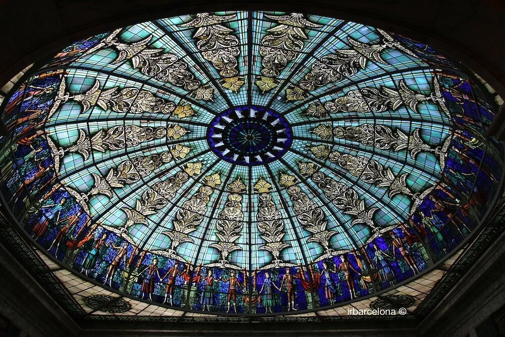 cupola di vetro