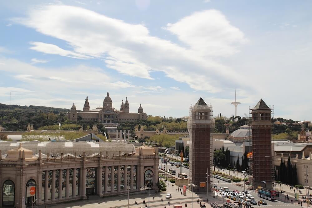 vistas Montjuïc