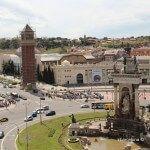 vistas plaza España