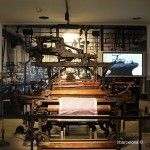 tejedora industria textil