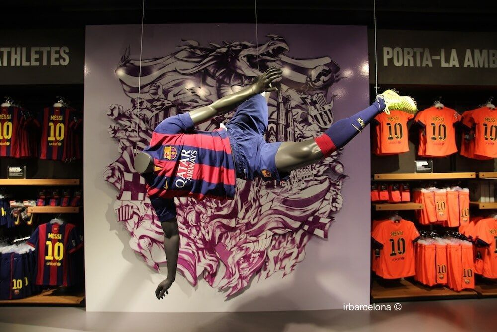 FC Barcelona official store