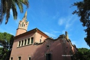 Casa-Museu Gaudí (Haus)