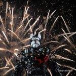fuegos artificiales fin de año