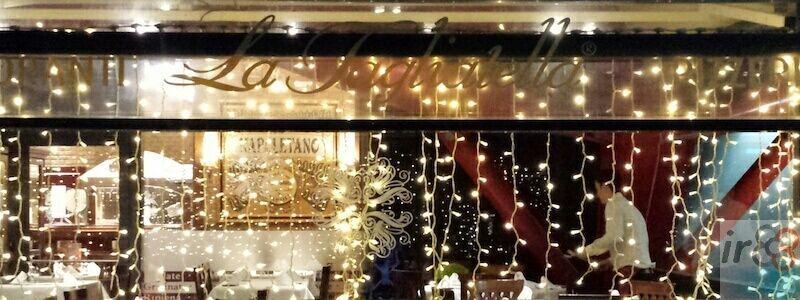 bares y restaurantes Fin de Año Barcelona