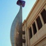pebetero del Estadio Olímpico de Barcelona