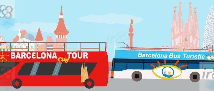 autobús turístico Barcelona