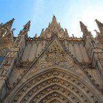 fachada Catedral de Barcelona