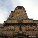 fachada lateral Catedral de Barcelona