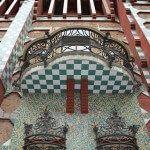 balcón Casa Vicens