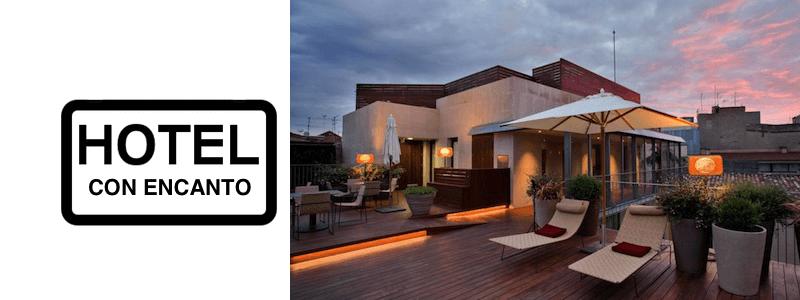 hoteles con encanto Barcelona